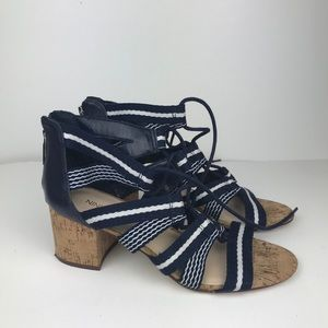 Nine West Strappy Sandals